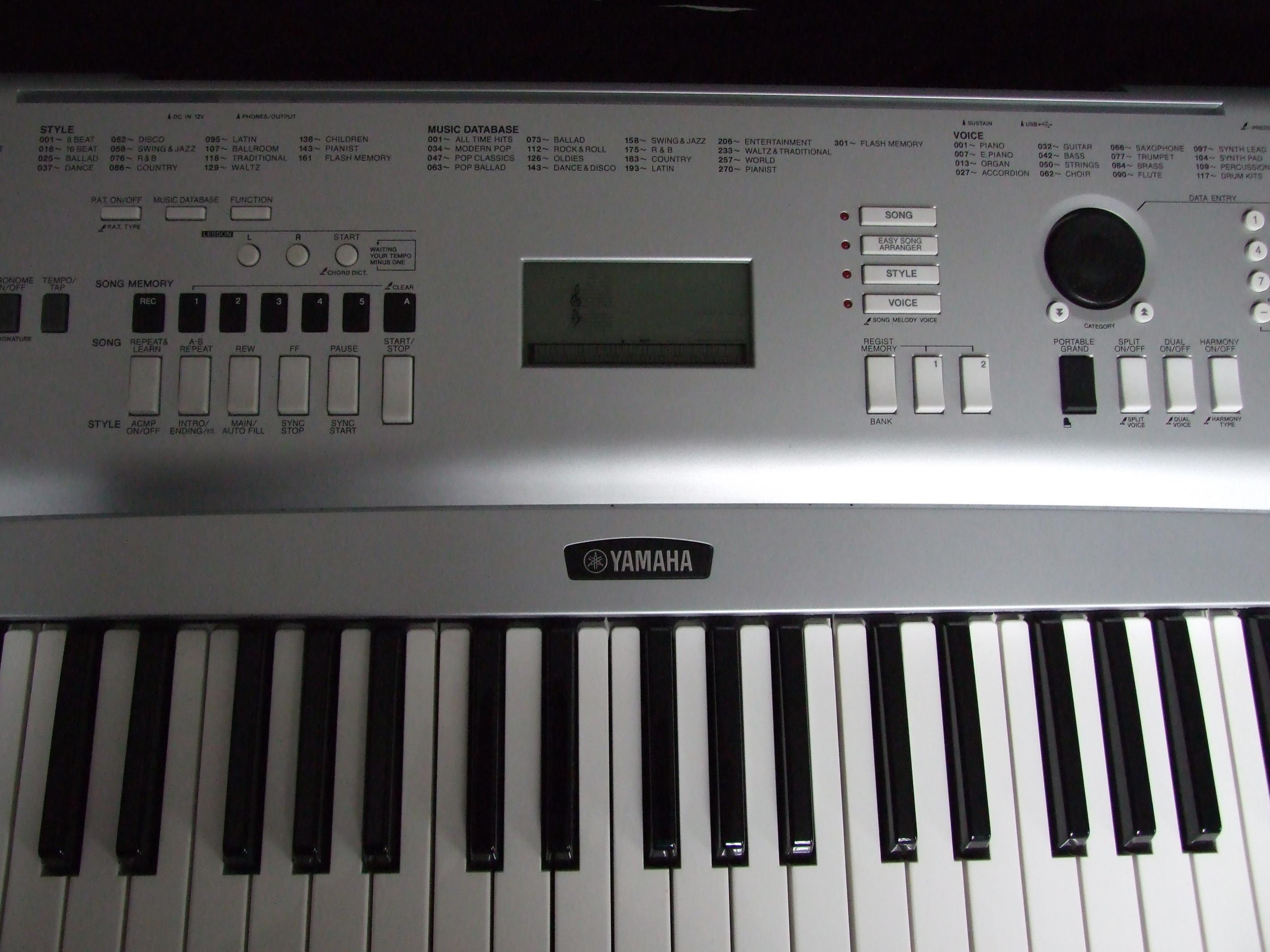 Yamaha Dgx Used For Sale