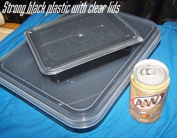 Strong BLACK Tubs-al-stotton-albums-tubs-sale