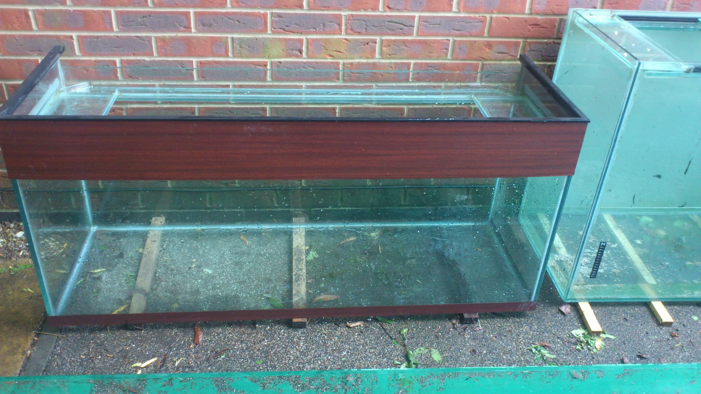 Fish Tank Cheap : SE England 3 Huge Fish tanks, really cheap! - Reptile Forums