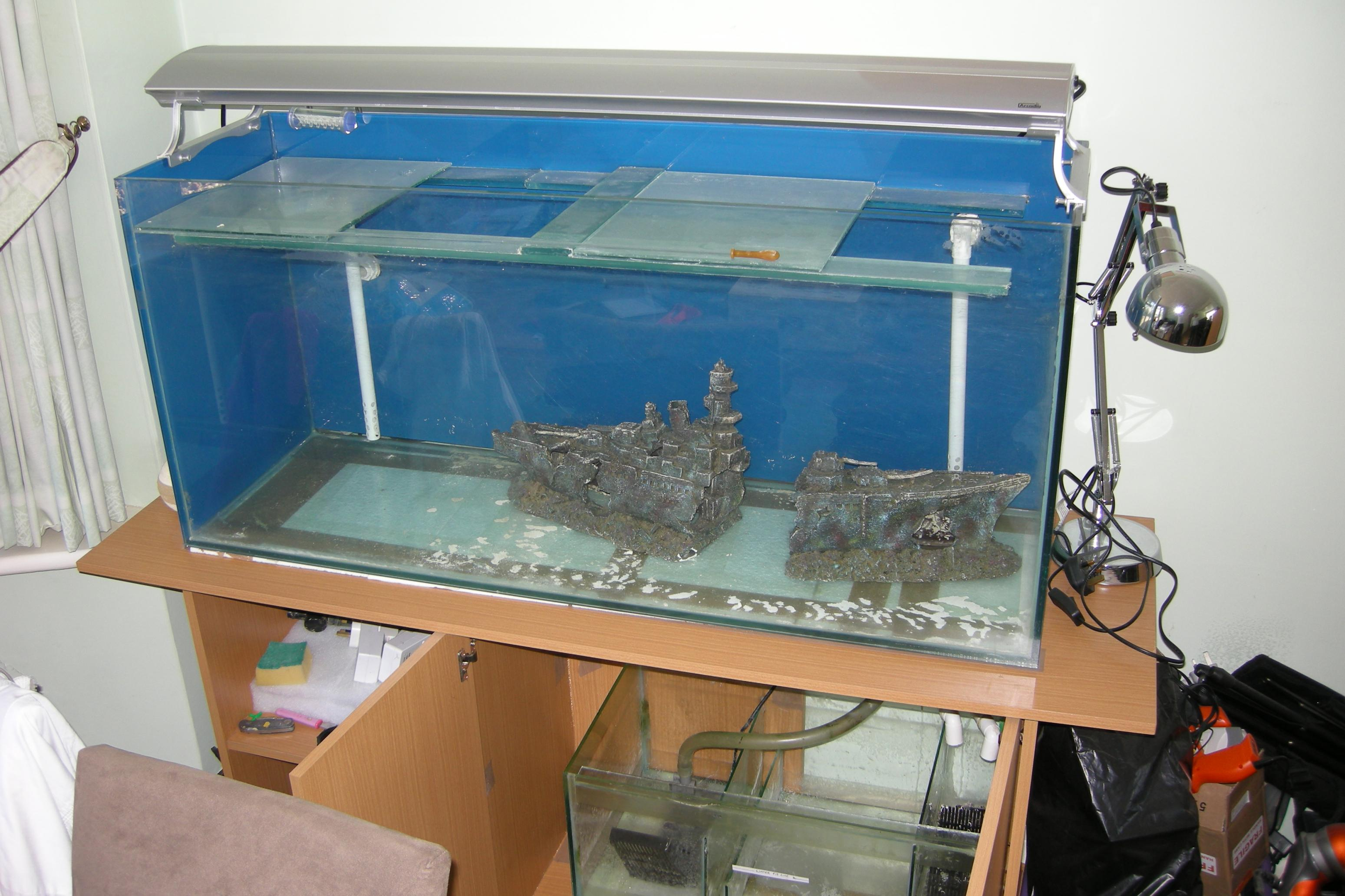 W Midlands 4ft fish tank for sale (marine or tropical ...