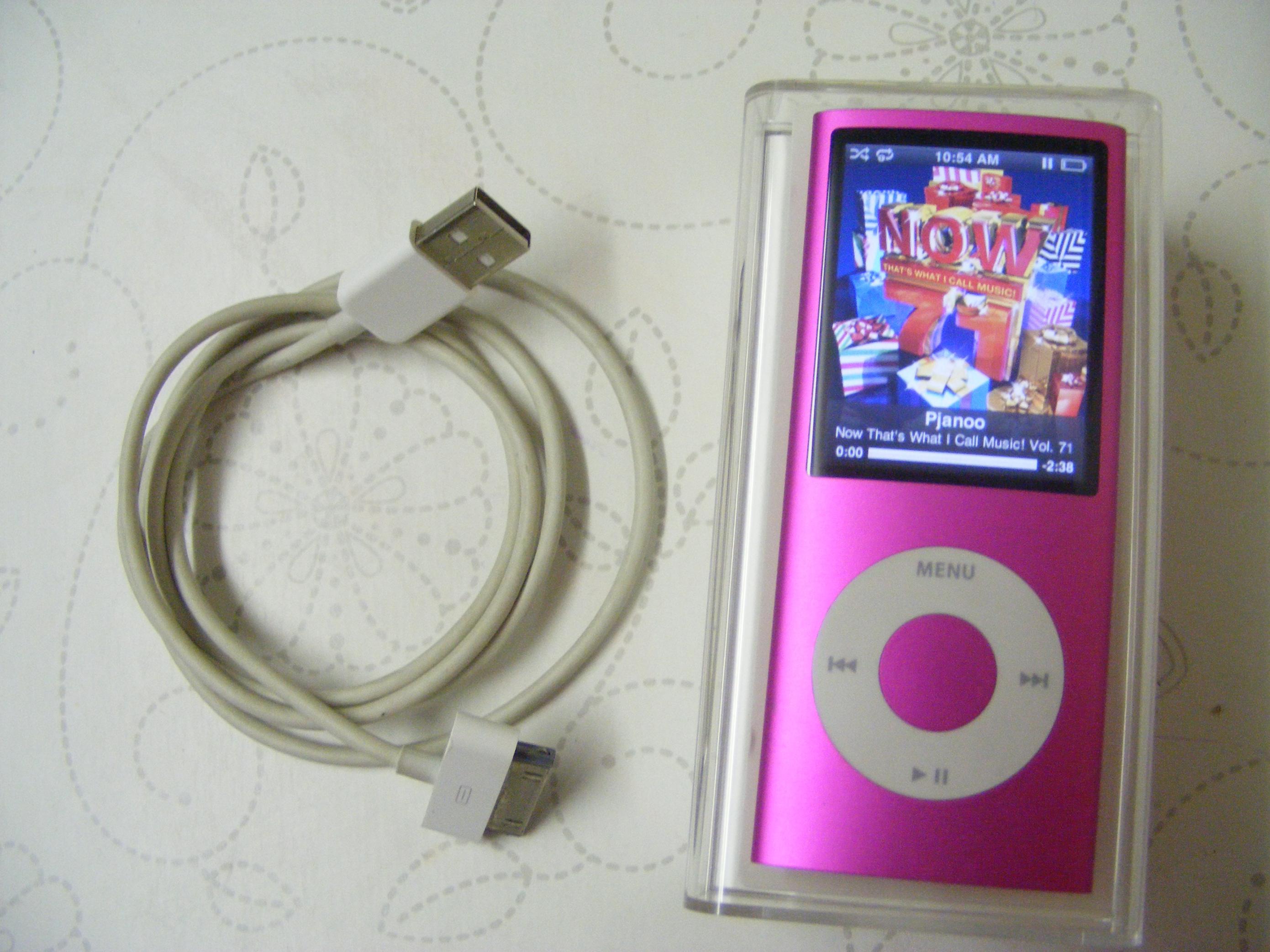 Se England Apple Ipod Nano 4th Gen 8gb Reptile Forums
