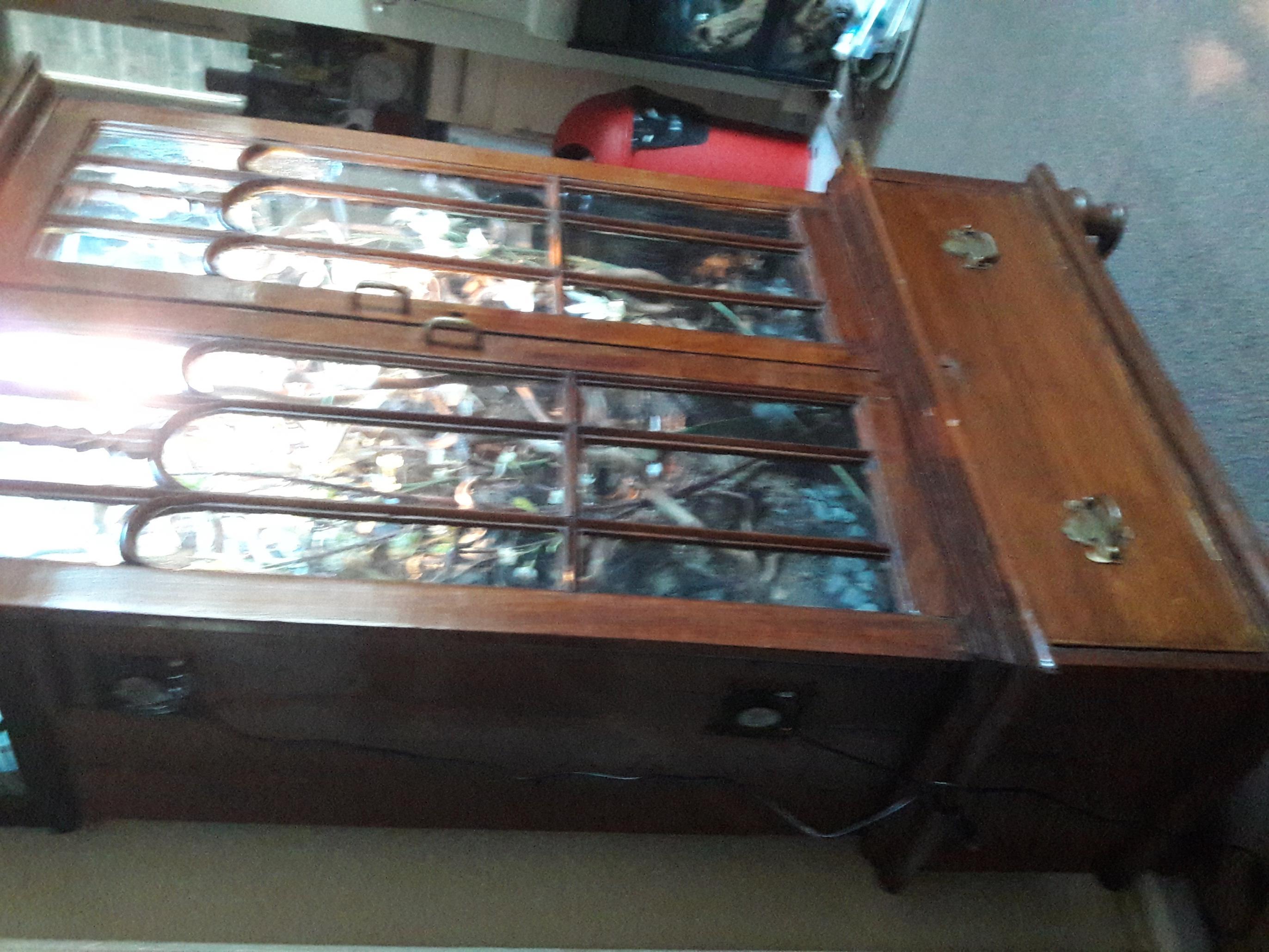 Reptile Vivarium - Cabinet Conversion - Solid Antique Mahogany-img_1278.jpg