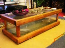 Aquarium Coffee Table Uk Gallery Table Design Ideas