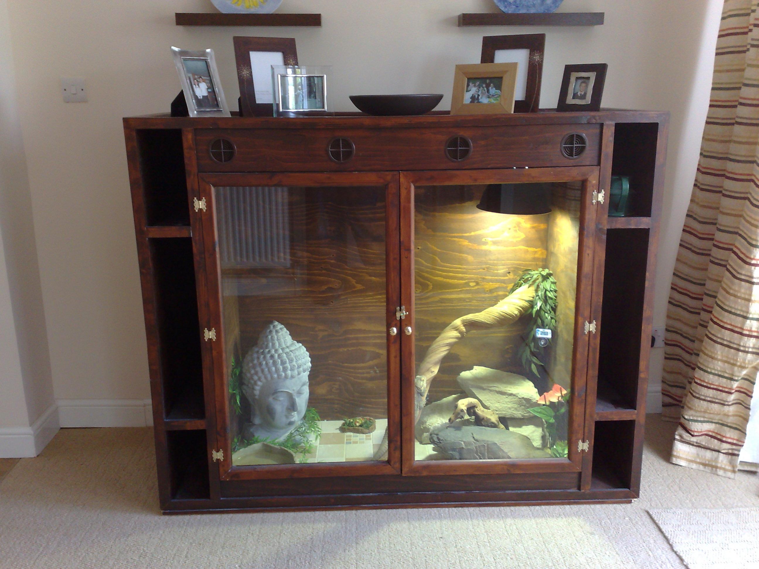 Se England Custom Made Reptile Vivariums Reptile Forums